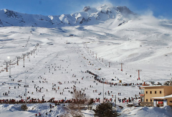Discover Erciyes Ski Center