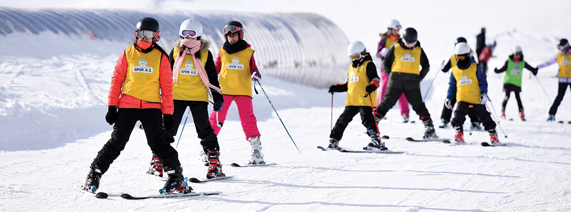 5 Benefits Of Learning To Ski For Children