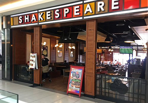 Shakespeare Coffee