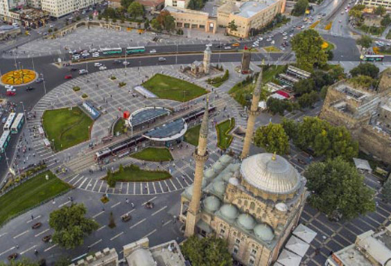 Watch Kayseri From The Air